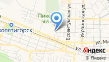 ГастрономЪ на карте