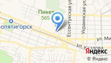 URentCar.ru на карте