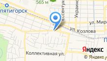 АИСТ КМВ на карте