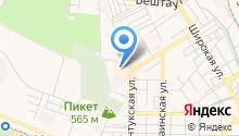 Картина на карте