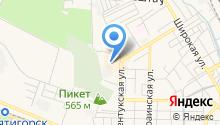 7D-кинотеатр на карте