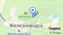 Целебные травы Кавказа на карте