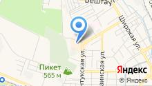 Serginetti на карте