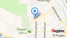 ZARINA на карте