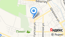 TM-STUDIO на карте