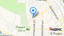 ATWA на карте