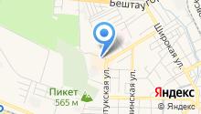 BSN на карте