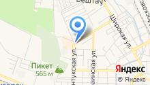 GSM Сервис КМВ на карте