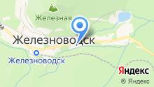 Жемчужина Кавказа на карте