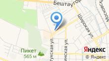KITWARE на карте