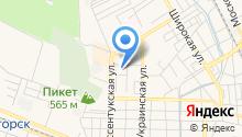 Адвокатский кабинет Сорокина В.Н. на карте