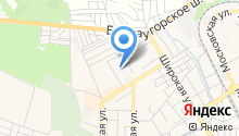 Городская больница №2 г. Пятигорска на карте
