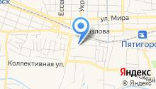 Детский сад №38, Журавушка на карте