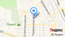 Argo на карте