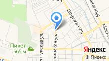 Келлерс на карте