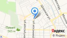 Георгий+В на карте