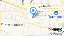 Кавпродконтракт на карте