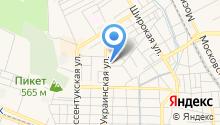 Адвокатская палата Ставропольского края на карте