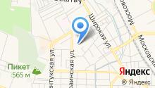 Детский сад №46, Мишутка на карте
