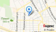 Институт Управления, Бизнеса и Права на карте