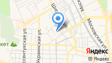 G-центр на карте