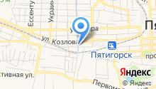 Бюро медико-социальной экспертизы №27 на карте