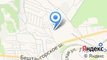 StarKMV на карте