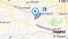 Индустрия Отель. Ресторан. Кафе и Технологии на карте