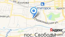 Алкомир на карте