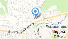 Дизель-КМВ на карте