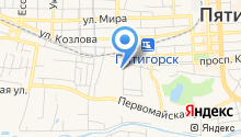 Аспект-тур на карте