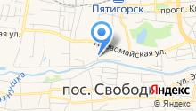 INFO KMV на карте