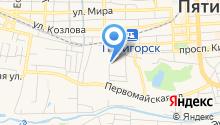 ElosMed на карте