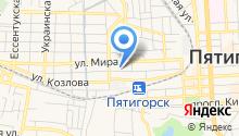 Адвокатский кабинет Сидоренко О.В. на карте