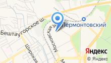 Детский сад №32, Тополёк на карте