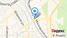 Мойка-кафе на карте