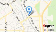 VIP-TOUR на карте