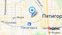 Детский сад №37, Алёнушка на карте