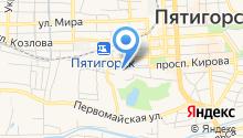 Городской Электрический Транспорт на карте