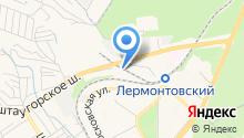 Кавминводская лаборатория сейсмостойкого строительства на карте