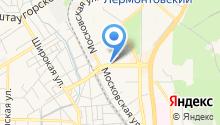 ProGame на карте