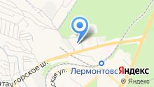 АвтоDJ на карте