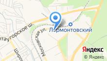 ДЮСШОР №4 на карте