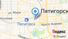 Адвокат Наумова Л.В. на карте