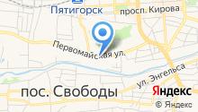 ВеМаТэк на карте