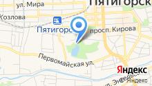 Берендеево на карте