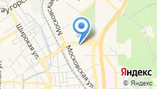 Бюро медико-социальной экспертизы №19 на карте