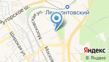Адвокатский кабинет Левшиной Т.Н. на карте