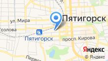 Адвокатский кабинет Орловой М.Г. на карте