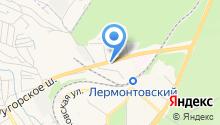АвтоБерг на карте